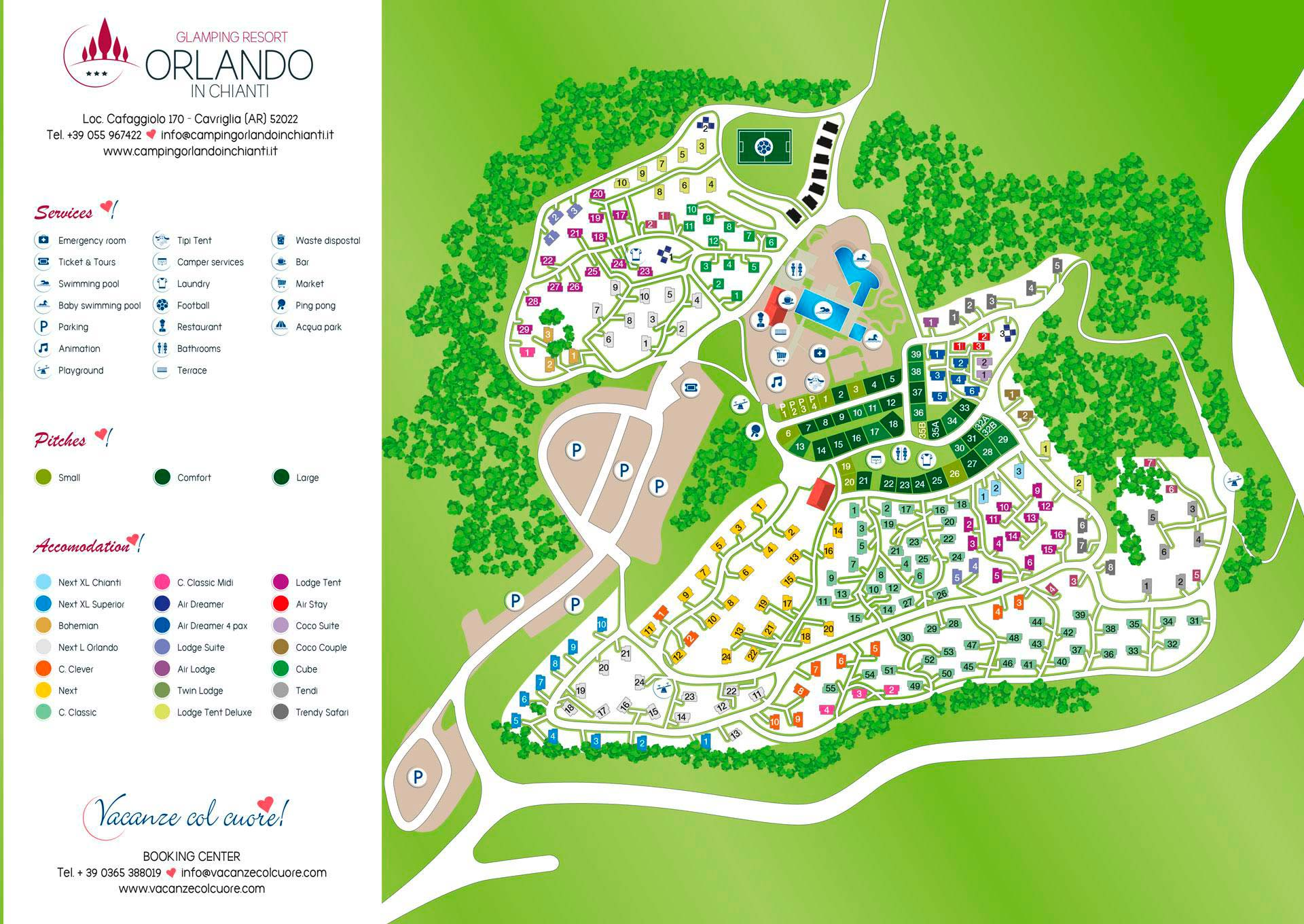 Orlando in Chianti Glamping Resort