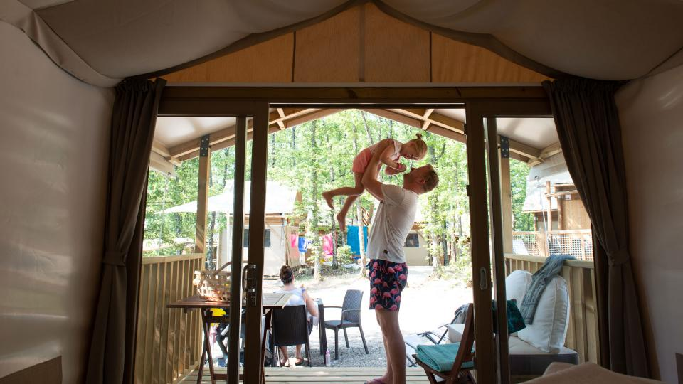 Orlando in Chianti - Glamping met familie
