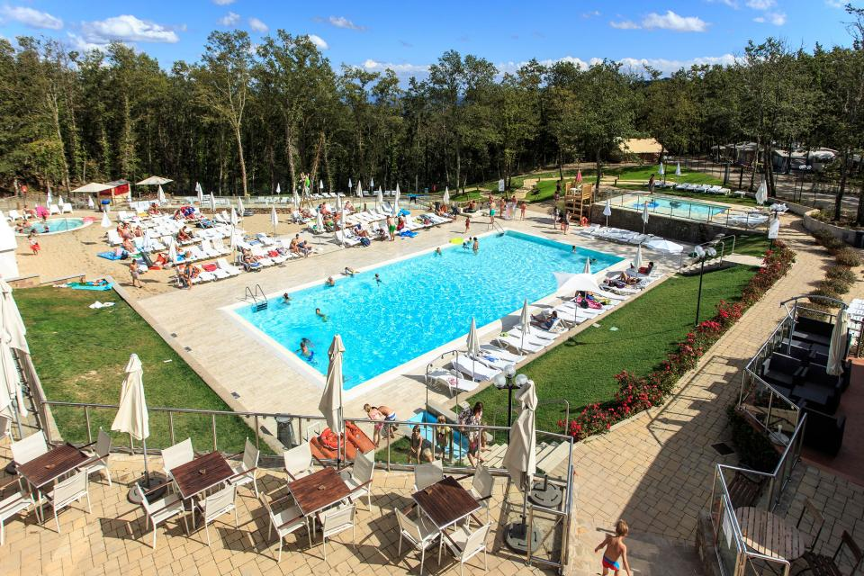 Orlando in Chianti - Swimming pool