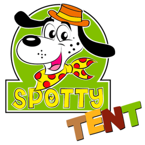 Image Spotty Tent